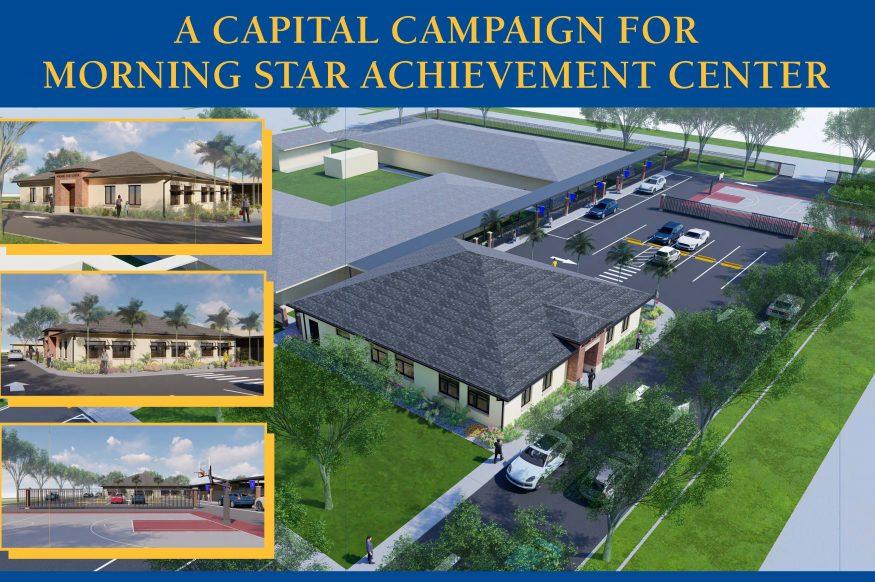 Morning Star achievement center building